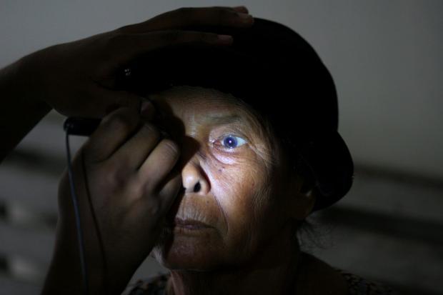 Eye exam generic