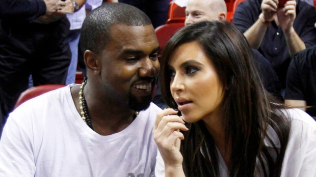 Kim, Kanye fly to Brazil for babymoon