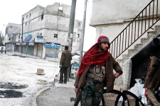 Battle rages in Syrian capital