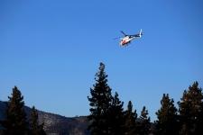 Big Bear Lake manhunt