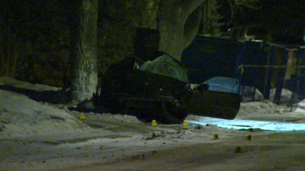 Police are investigating a crash on Varsity Estates Drive that claimed the life of a motorist.
