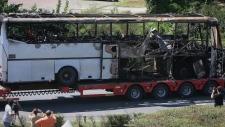 Bulgaria to brief EU on 2012 bus bombing