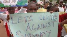 Gov't still funding anti-gay aid group