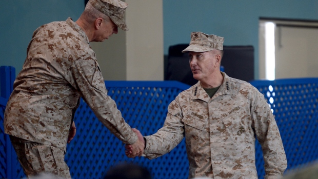 New U.S. commander in Afghanistan