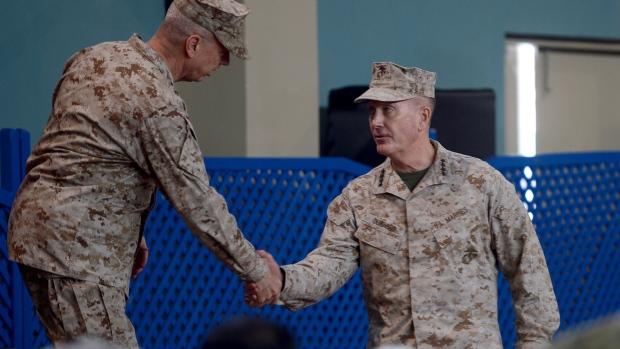 New U.S. commander in Afghanistan