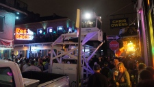 Four wounded in Mardi Gras shooting