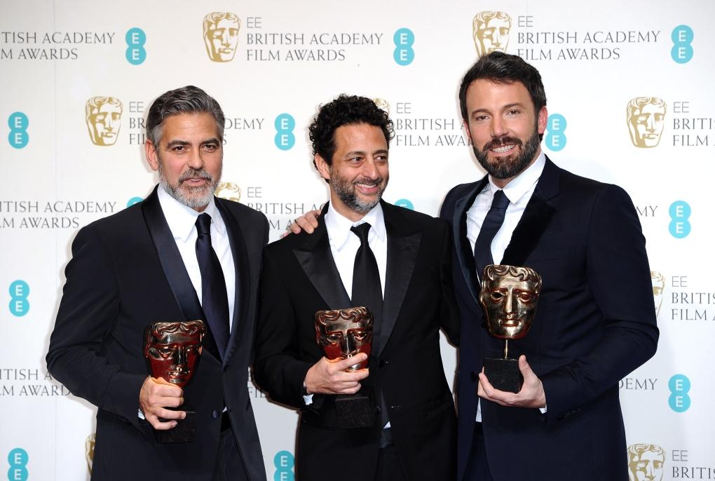 Argo' named best picture at British Academy Film Awards