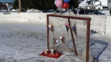 CTV Montreal: Family mourns boy found dead on rink