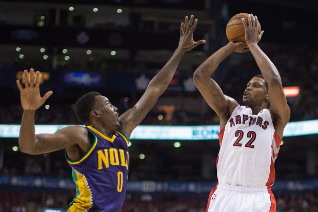Raptors take down Hornets 102-89 at ACC