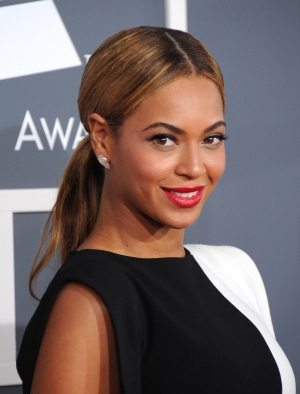 Beyonce at Grammys