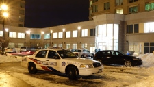 Police investigate shooting Toronto, Ont.