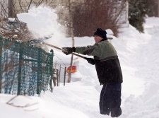 Atlantic Canada digs out of snow storm