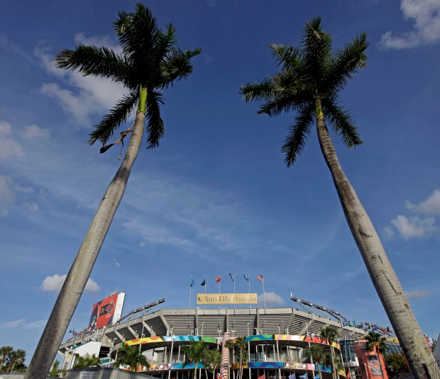 Sun Life Stadium Miami Dolphins