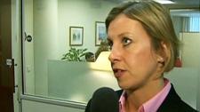 TTC chair Karen Stintz announced that the city of Toronto will not be raising TTC fares on Tuesday, Jan. 11, 2011.