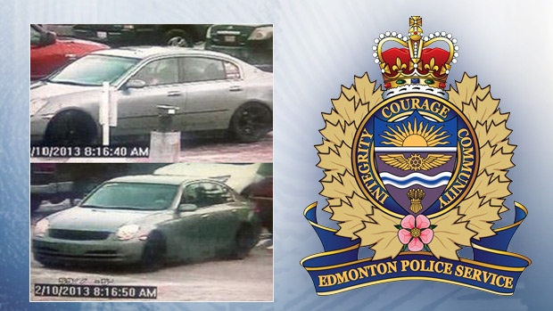 Police search for vehicle and weapon