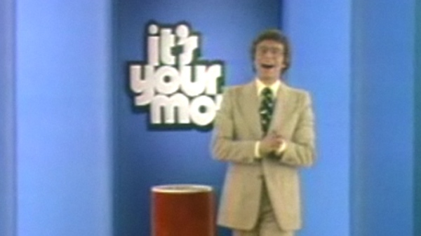 George Balcan was the host of It's Your Move.