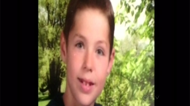 Dawson Pentecost died in the plane crash near Waskada. Relatives said it was the first time the boy had been on a plane.