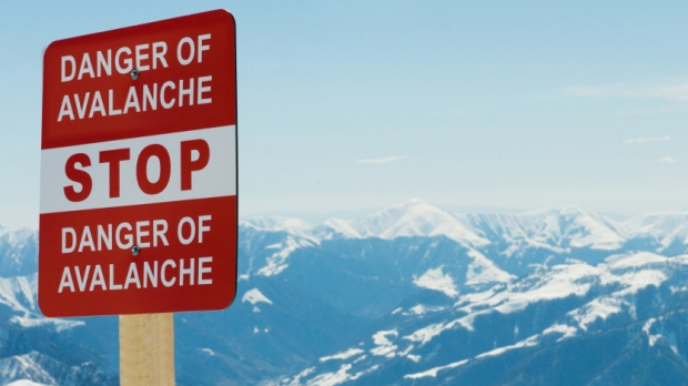 Skier breaks arm in avalanche at Glacier National Park in British Columbia