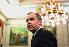 Bank of Canada Mark Carney currency