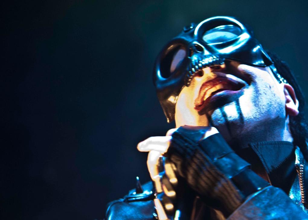 Marilyn Manson S Goth Decadence Ctv Vancouver News