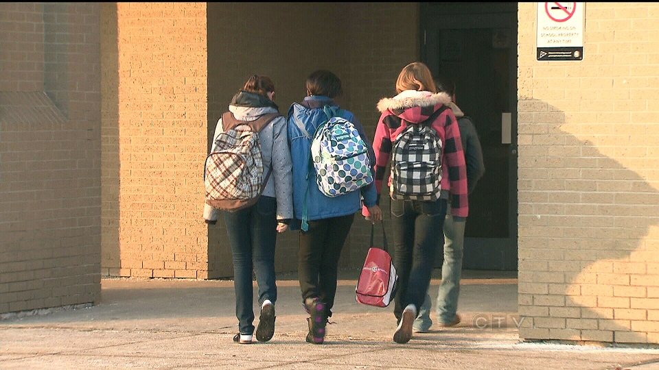 The 2011 Toronto District School Board report found that 72 per cent of students polled between Grade 9 and 12, and 63 per cent of students surveyed in Grades 7 and 8 said they felt nervous or anxious often or some of the time.
