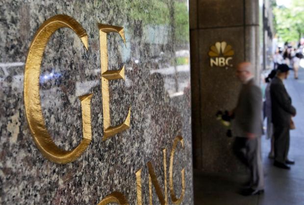 Comcast NBC GE mega deal