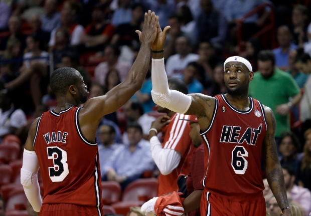 Miami Heat continue winning streak