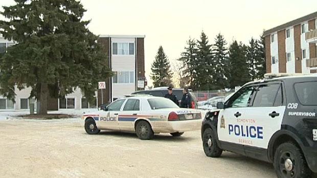 Edmonton murder