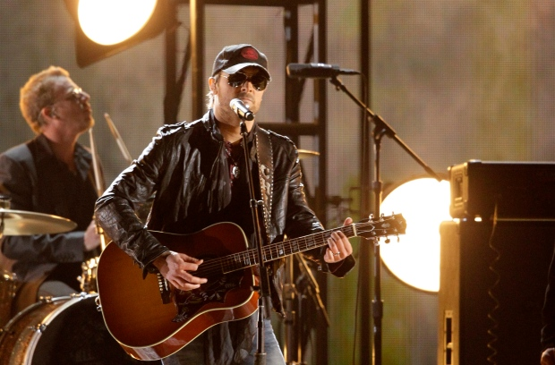 Eric Church on Nov. 1, 2012.
