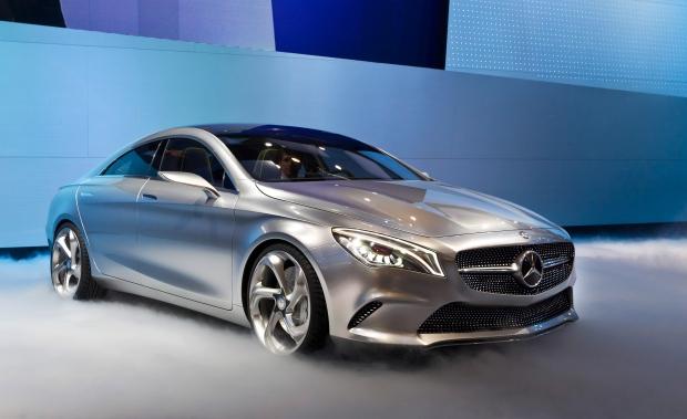 Mercedes Concept Canadian auto show