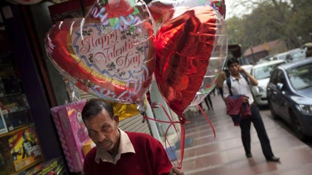 india valentine's day
