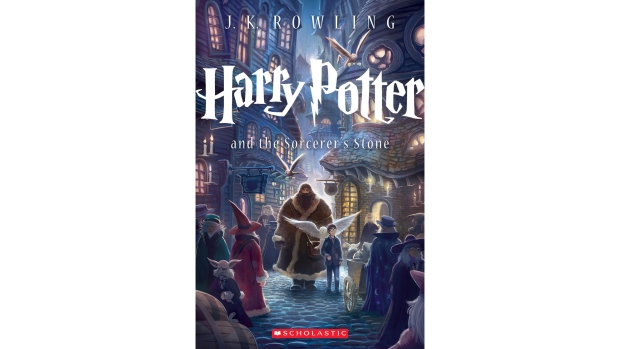 Harry Potter cover U.S.