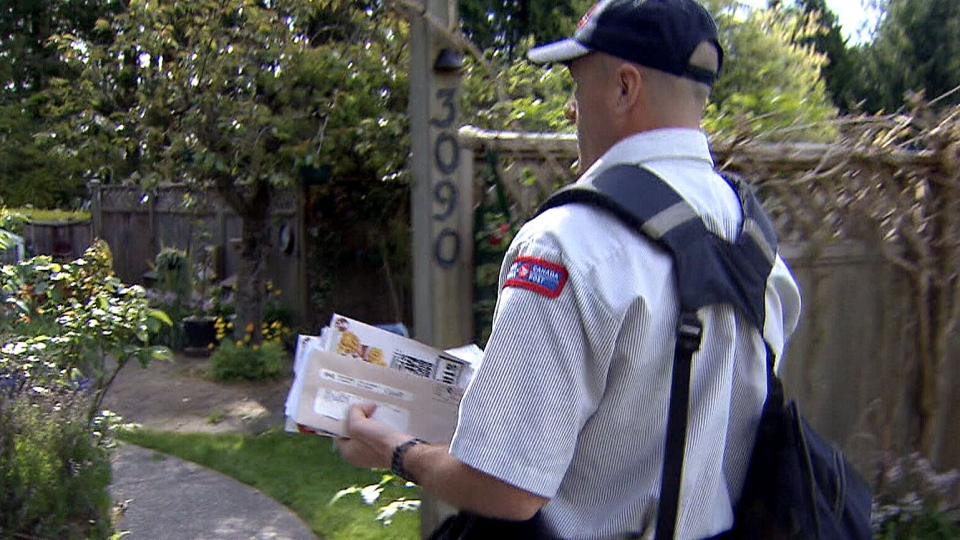 Canada Post is looking at making drastic service cuts to stay afloat, including reducing home deliveries.