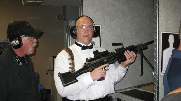 Shotgun wedding in Vegas