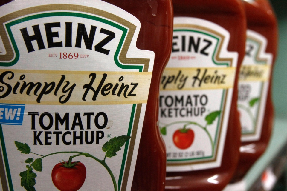 Heinz is bringing in Burger King CEO Bernardo Hees as its next top executive, signalling what may be the first of many changes planned by the ketchup maker's new owners. (AP / Toby Talbot)