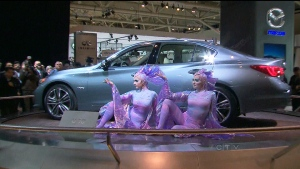 CTV Toronto: Shiny new rides at the auto show