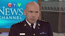 CTV News Channel: Sex assault, bullying in RCMP