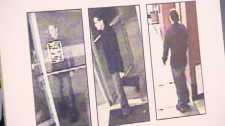 Vancouver police have released surveillance images of a man they believe is responsible for three sex assaults since 2009. Jan. 13, 2011. (CTV)