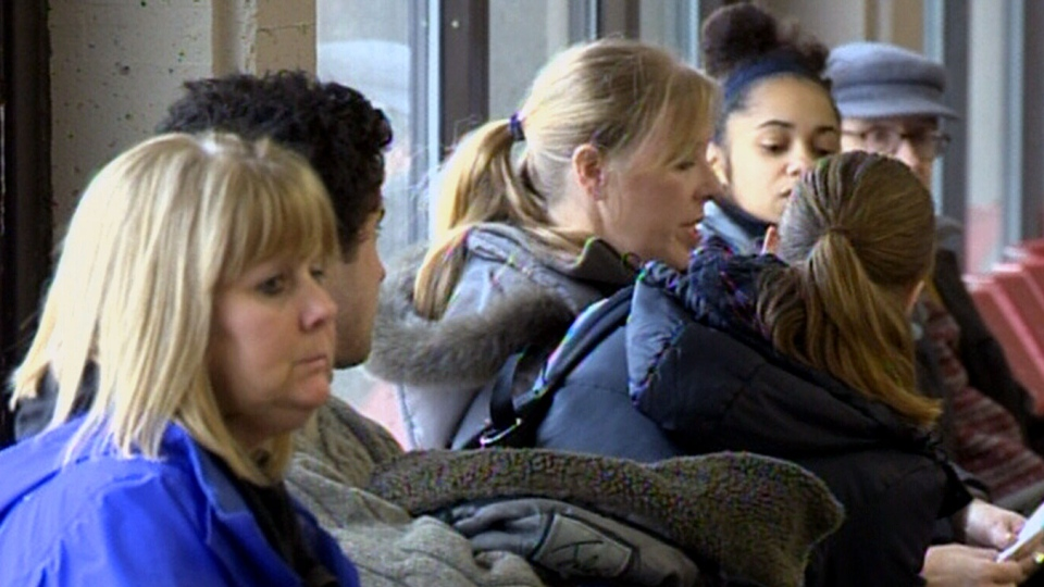 Fifteen people who skipped out on jury duty appeared before a Halifax judge on Thursday, Feb. 14, 2013.