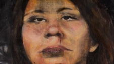 UBC�s Museum of Anthropology has cancelled an exhibit featuring 69 large-scale paintings of missing and murdered women from Vancouver�s Downtown Eastside. Jan. 13, 2011.