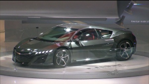 CTV Toronto: Gearing up for the auto show