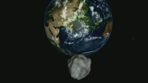 CTV News Channel: Asteroid zooms toward Earth