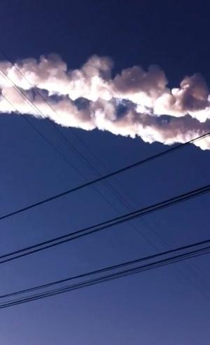 Meteor Blasts Across Russia