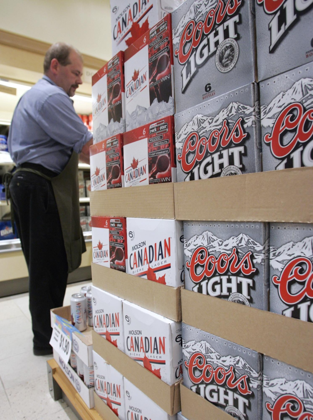 The Beer Store recycling program Toronto
