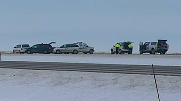 The shooting on Highway 2 near Claresholm is the subject of an exclusive interview on CTV's W5 on Saturday night.