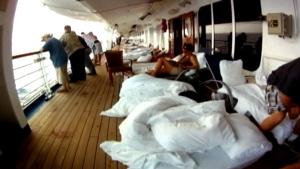 CTV National News: Ship docks, families reunite