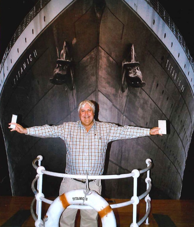 Plans for Titanic replica garnering interest