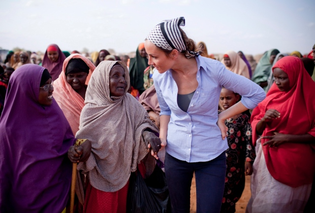 Amanda Lindhout speaks out about kidnapping