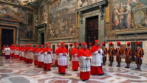Vatican, Pope, Conclave