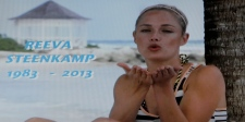 Slain model Reeva Steenkamp